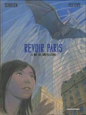 Revoir Paris -2- La nuit des constellations