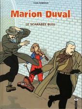 Marion Duval -1c08- Le scarabée bleu