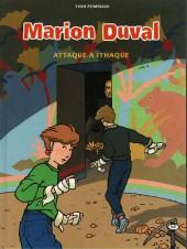 Marion Duval -3b09- Attaque à ithaque