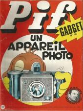 Pif (Gadget) -166- Photograpif
