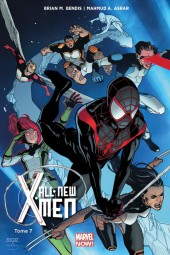 All-New X-Men (Marvel Now!) -7- L'Aventure ultime
