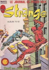 Strange -Rec041- Album N°41 (du n°122 au n°124)