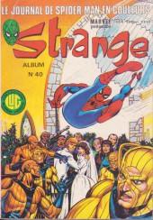 Strange -Rec040- Album N°40 (du n°119 au n°121)
