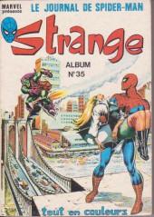 Strange -Rec035- Album N°35 (du n°104 au n°106)