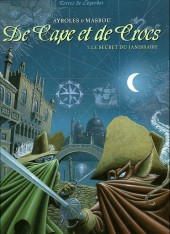 De Cape et de Crocs -1b2013- Le secret du janissaire