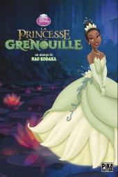 La princesse et la grenouille -1- Vol.1