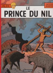 Alix -11c2005- Le prince du Nil
