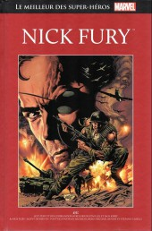 Marvel Comics : Le meilleur des Super-Héros - La collection (Hachette) -21- Nick fury