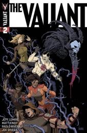 The valiant (Valiant comics - 2014) -2- Book Two