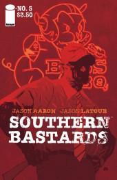 Southern Bastards (2014) -5- Gridiron part one