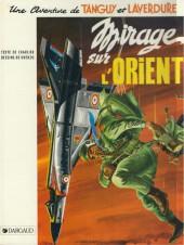 Tanguy et Laverdure -5e1988- Mirage sur l'Orient