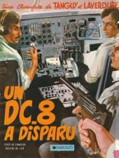 Tanguy et Laverdure -18b1985- Un DC-8 a disparu