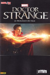 Marvel Saga (3e série - 2016) -HS1- Doctor Strange - Le Prologue du film