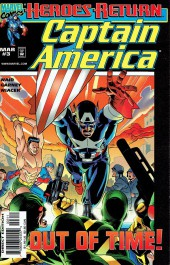 Captain America (1998) -3- Museum Piece
