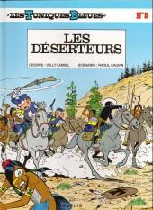 Les tuniques Bleues -5c2015- Les déserteurs