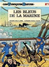 Les tuniques Bleues -7c1989- Les bleus de la marine