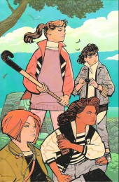 Paper Girls -1TL- Tome 1