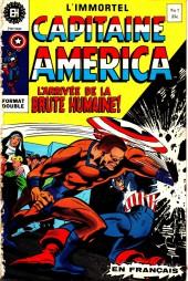 Capitaine America (Éditions Héritage) -7- Débandade sur le campus!!!