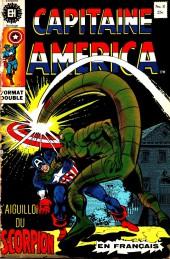 Capitaine America (Éditions Héritage) -8- L'aiguillon du Scorpion!