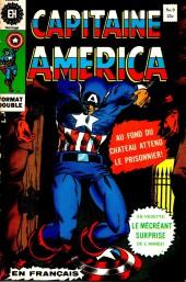 Capitaine America (Éditions Héritage) -9- Mission: Arrêter le Cyborg!