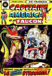 Capitaine America (Éditions Héritage) -11- Les hommes m'appellent l'Etranger!