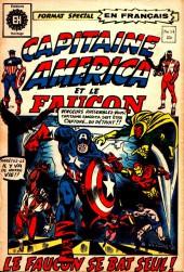 Capitaine America (Éditions Héritage) -14- Le Faucon combat seul!