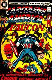 Capitaine America (Éditions Héritage) -15- Les incroyables origines de l'autre Capitaine America