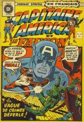 Capitaine America (Éditions Héritage) -18- La vague de crimes déferle!