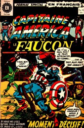 Capitaine America (Éditions Héritage) -19- Moment décisif!