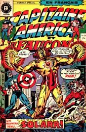 Capitaine America (Éditions Héritage) -20- Un nouveau personnage: Solarr!