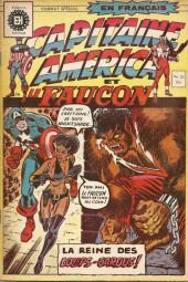 Capitaine America (Éditions Héritage) -24- La Reine des loups-garous!