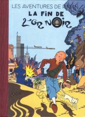Tintin - Pastiches, parodies & pirates - Les aventures de Pinpin - La fin de l'or noir