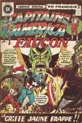 Capitaine America (Éditions Héritage) -25- La Griffe Jaune frappe!!