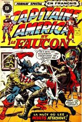 Capitaine America (Éditions Héritage) -26- La nuit où les morts attaquent!