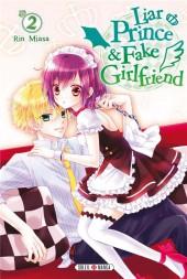 Liar Prince & Fake Girlfriend -2- Tome 2
