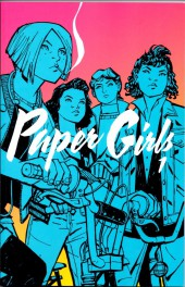 Paper Girls (Image comics - 2015) -INT01- Paper Girls 1