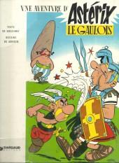 Astérix -1c76- Astérix le gaulois