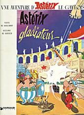 Astérix -4d1979/04- Astérix Gladiateur