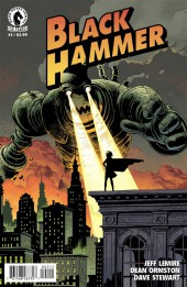 Black Hammer (2016) -2- The Curse of Zafram!