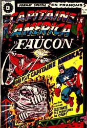 Capitaine America (Éditions Héritage) -38- Si le Faucon tombait..!