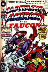 Capitaine America (Éditions Héritage) -41- Le signe de la folie!