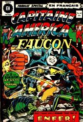 Capitaine America (Éditions Héritage) -42- Un feu d'enfer!