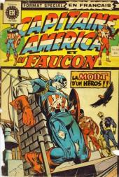 Capitaine America (Éditions Héritage) -43- Nomad: c'est fini!