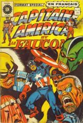 Capitaine America (Éditions Héritage) -45- Les cris du Crâne Rouge!