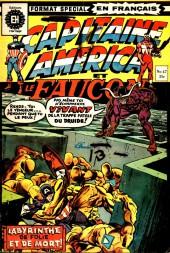Capitaine America (Éditions Héritage) -47- Le labyrinthe de la folie!