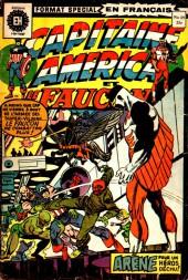 Capitaine America (Éditions Héritage) -49- Une arène pour un héros vaincu!
