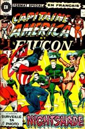 Capitaine America (Éditions Héritage) -50- Nightshade