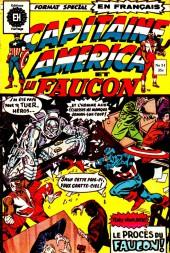 Capitaine America (Éditions Héritage) -51- Le procès du Faucon!