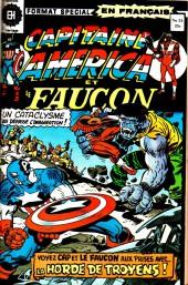 Capitaine America (Éditions Héritage) -54- La horde de Troie