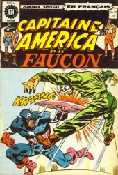 Capitaine America (Éditions Héritage) -55- Capitaine America et le Faucon en 1984!